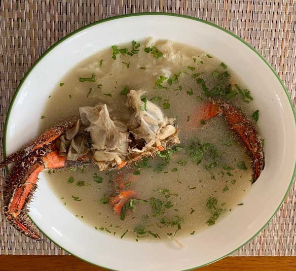 receta chilcano pescado
