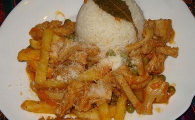 mondonguito a la italiana plato tipico